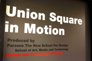 Union Square in Motion