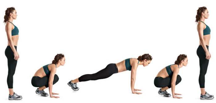 What Are Burpees Exercise