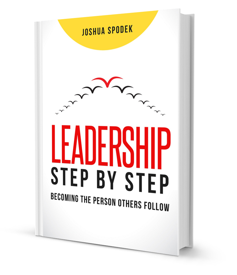 Leadership Step by Step cover